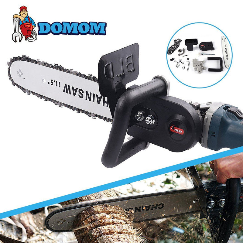 DOMOM Electric Household Multi-purpose Logging Saw Chainsaw Set - PAPA BEAR HOME