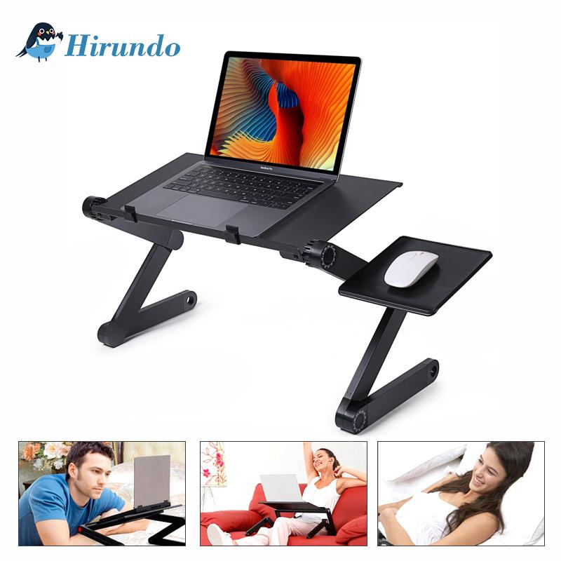 Hirundo Adjustable Laptop Desk - PAPA BEAR HOME