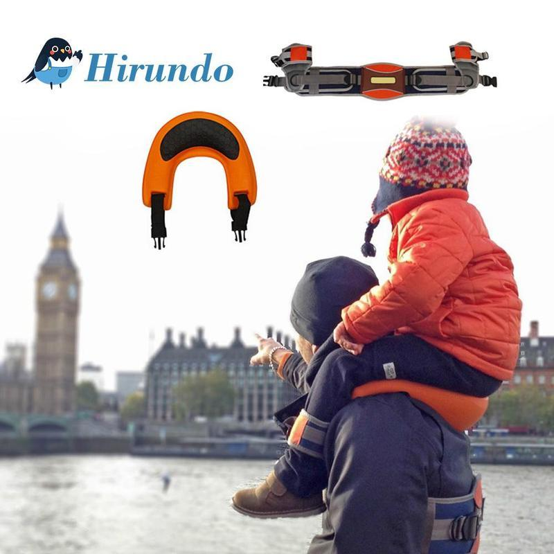 Hirundo Hands-Free Kids Shoulder Carrier - PAPA BEAR HOME