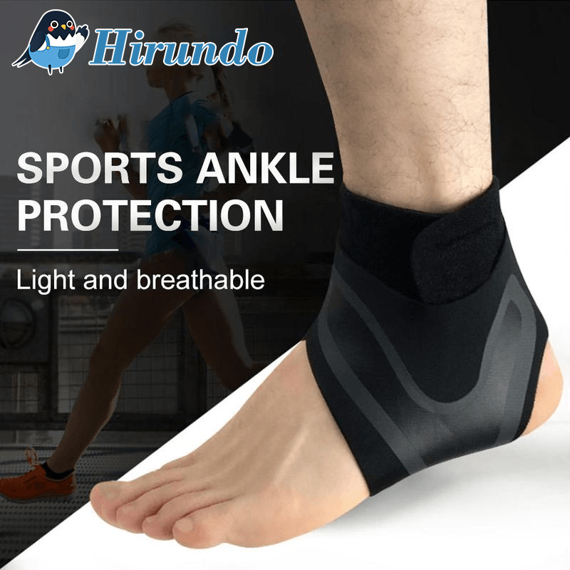 Hirundo Ankle Support Breathable Ankle Brace, 1 Pair - PAPA BEAR HOME