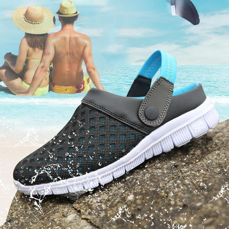 Summer Mesh Breathable Sport Casual Shoes, Unisex