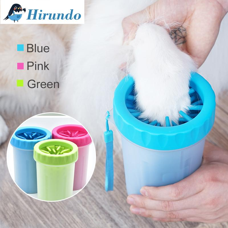 Hirundo Portable Pet Paw Cleaner - PAPA BEAR HOME