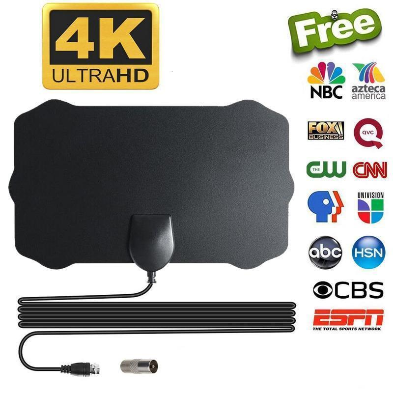 HDTV CABLE ANTENNA 4K - PAPA BEAR HOME