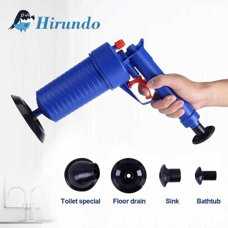 Hirundo High Pressure Gun Drain Blaster Pipe Dredge Tools - PAPA BEAR HOME
