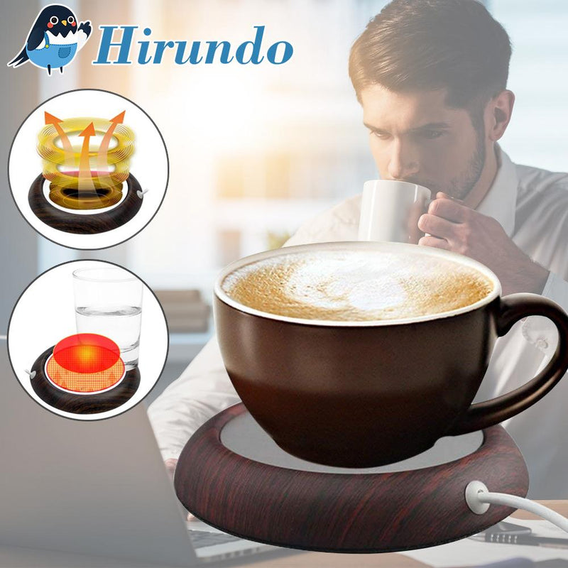 Hirundo USB Coffee Mug Electric Cup Warmer - PAPA BEAR HOME