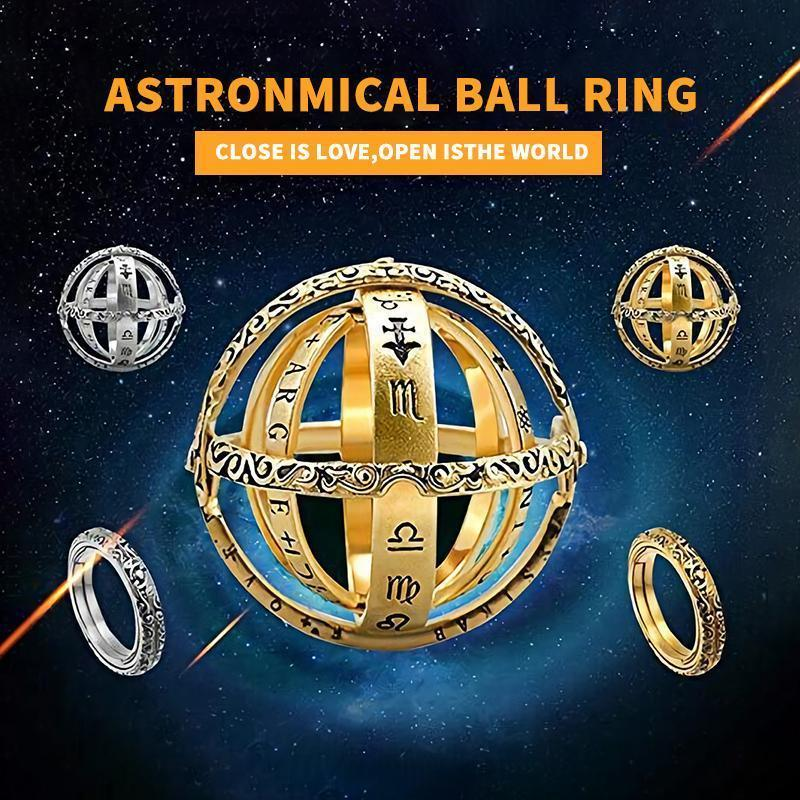 Astronomical Ring-Closing is Love, Opening is the World - PAPA BEAR HOME