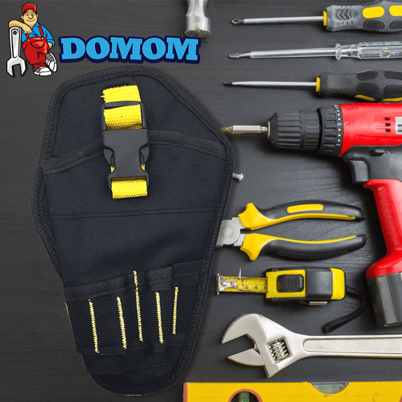 DOMOM Heavy-Duty Impact Driver Holster - PAPA BEAR HOME