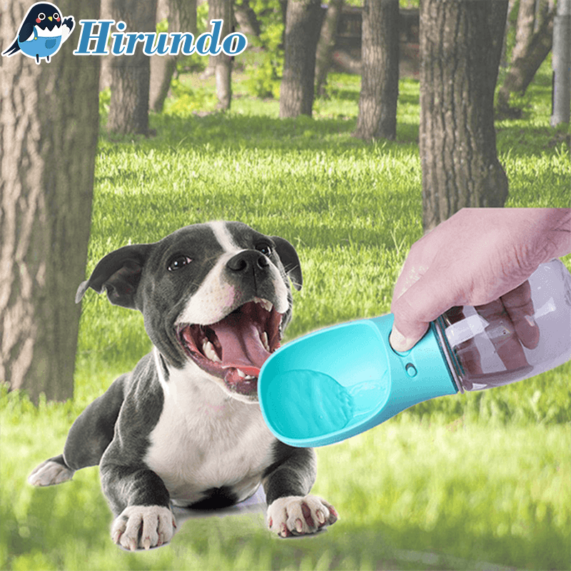 Hirundo Pet Drinking Care Cup - PAPA BEAR HOME