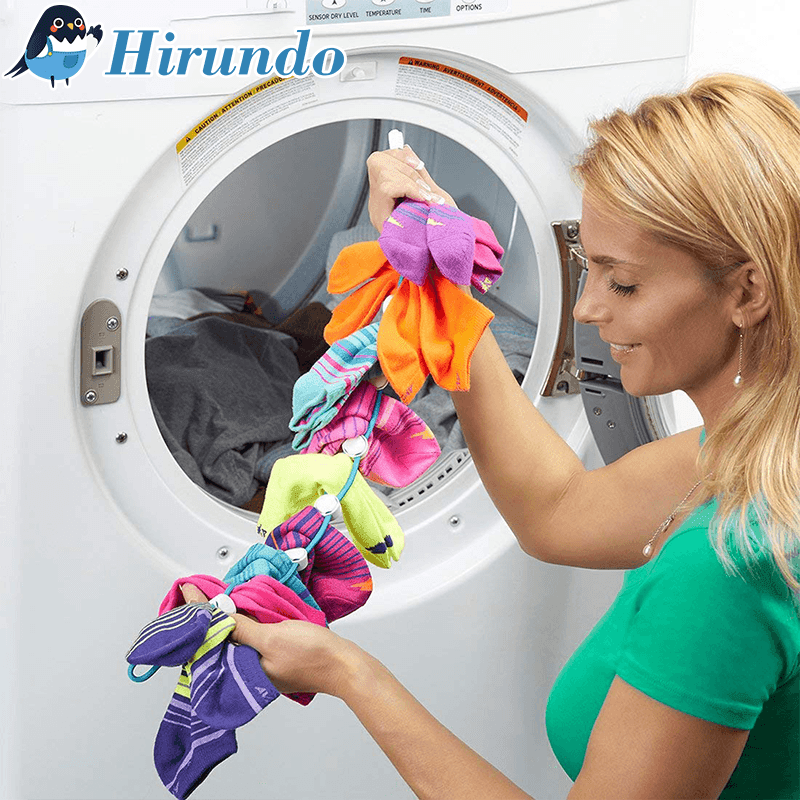 Hirundo Sock Laundry Helper & Storage Hanger - PAPA BEAR HOME