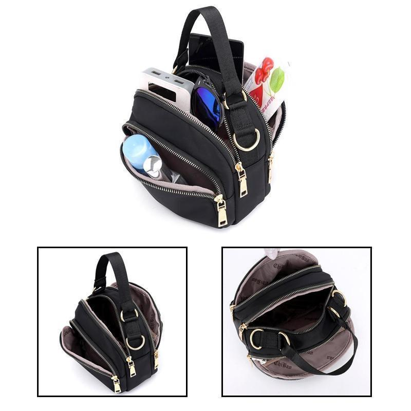 Diagonal waterproof handbag made of Oxford cloth - PAPA BEAR HOME