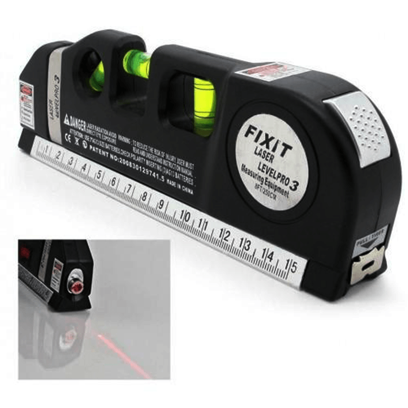 DOMOM Multifunctional Precision Laser Level - PAPA BEAR HOME
