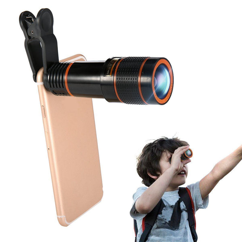 12X Phone Camera Lens Kit - PAPA BEAR HOME
