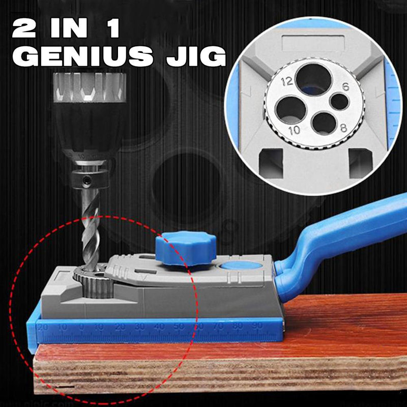 DOMOM 2 in 1 Genius Jig Set - PAPA BEAR HOME
