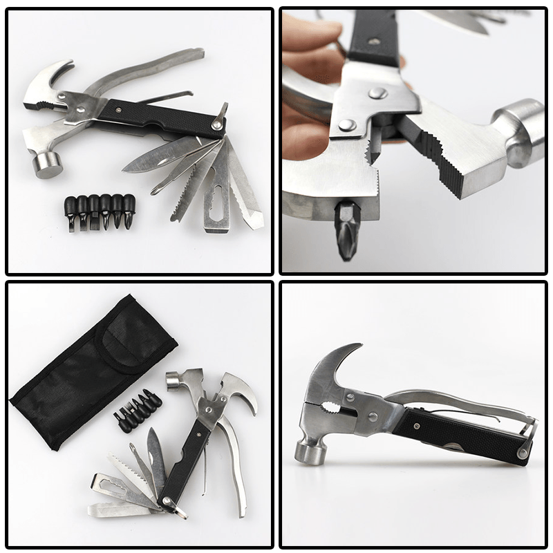 DOMOM 18 In 1 Multi-Functional Tac Tool - PAPA BEAR HOME