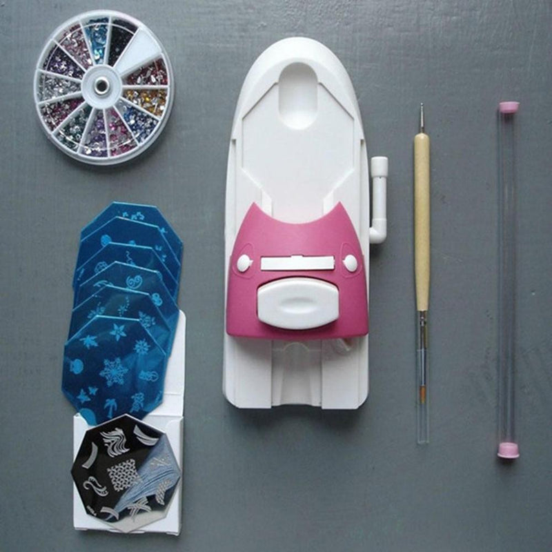 All-In-One Nails Art Machine - PAPA BEAR HOME