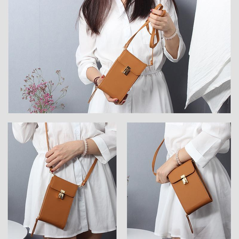 Mini crossbody shoulder bag