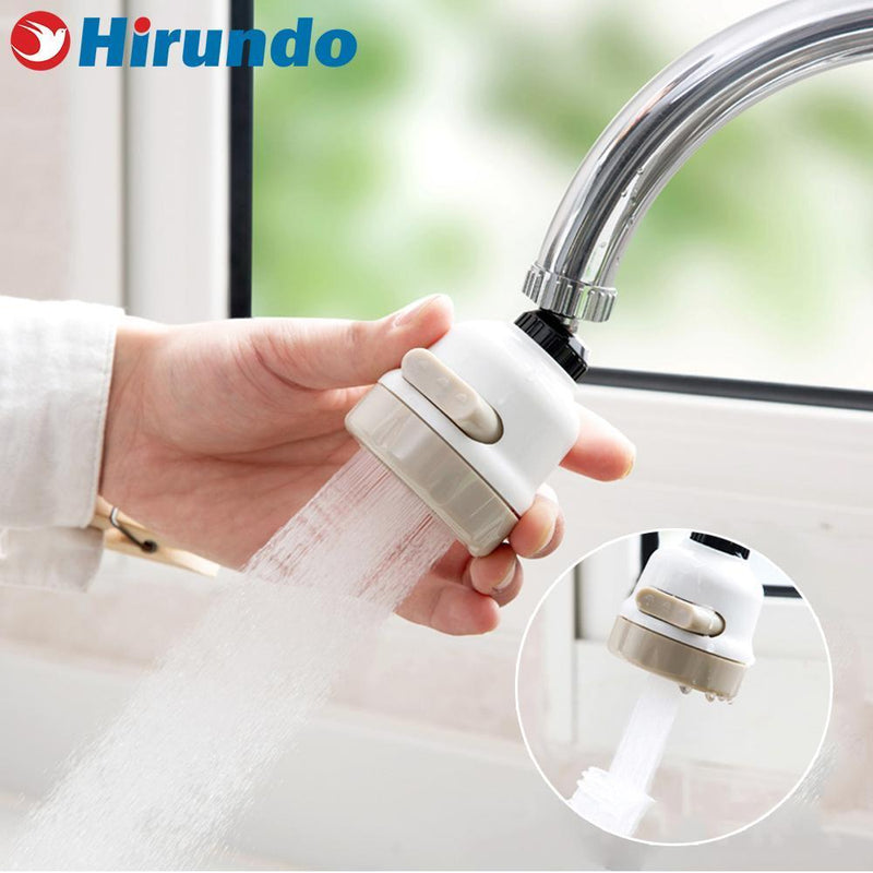 Hirundo 360° Swivel Water Saving Tap - PAPA BEAR HOME