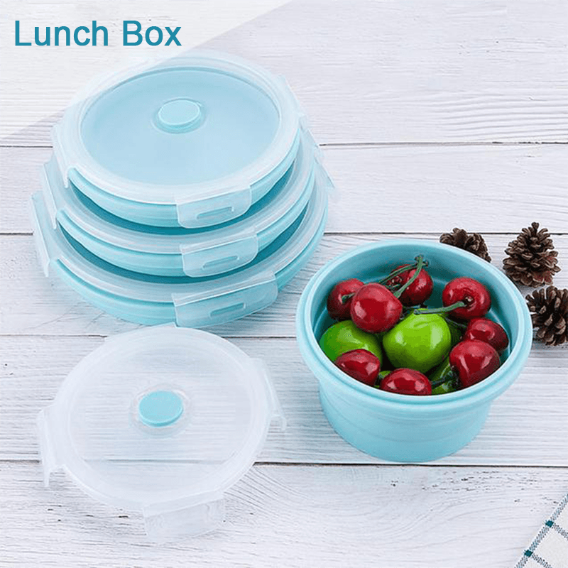 Hirundo Collapsible Lunch Box Set - PAPA BEAR HOME