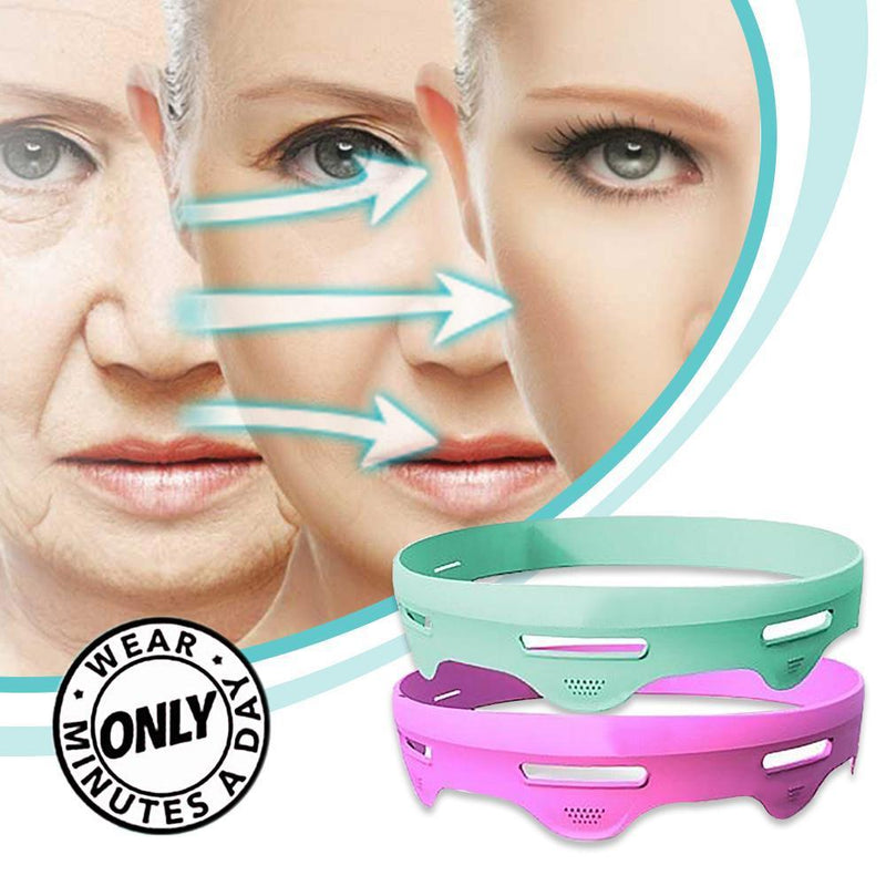 Anti-Wrinkle Face Lifting Band - PAPA BEAR HOME