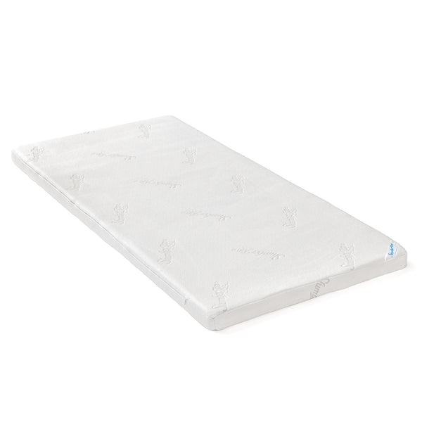 SlumberTop© Gel Memory Foam Mattress Topper, 50mm & 75mm thick