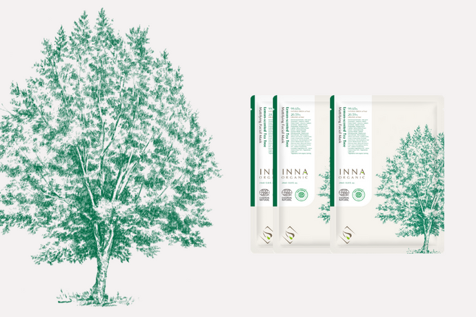 Oily Skin Rescuer: Lemon-Scented Tea Tree Mattifying Mask