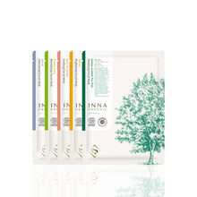 Load image into Gallery viewer, Facial Masks All-in-One (Pack of 5) - Inna Organic