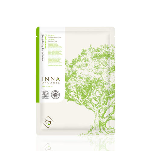 Frankincense Revitalizing Facial Mask - Inna Organic
