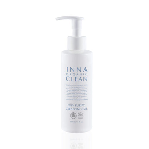 Skin Purifying Cleansing Gel - Inna Organic