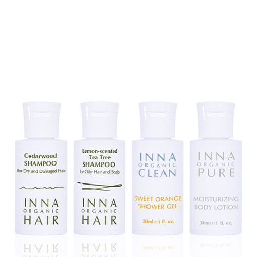Body and Hair Travel Minis - Inna Organic