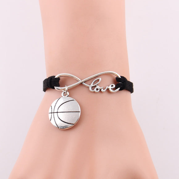 Basketball Bracelet for Her