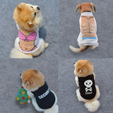 Dog's Summer Shirt Collection
