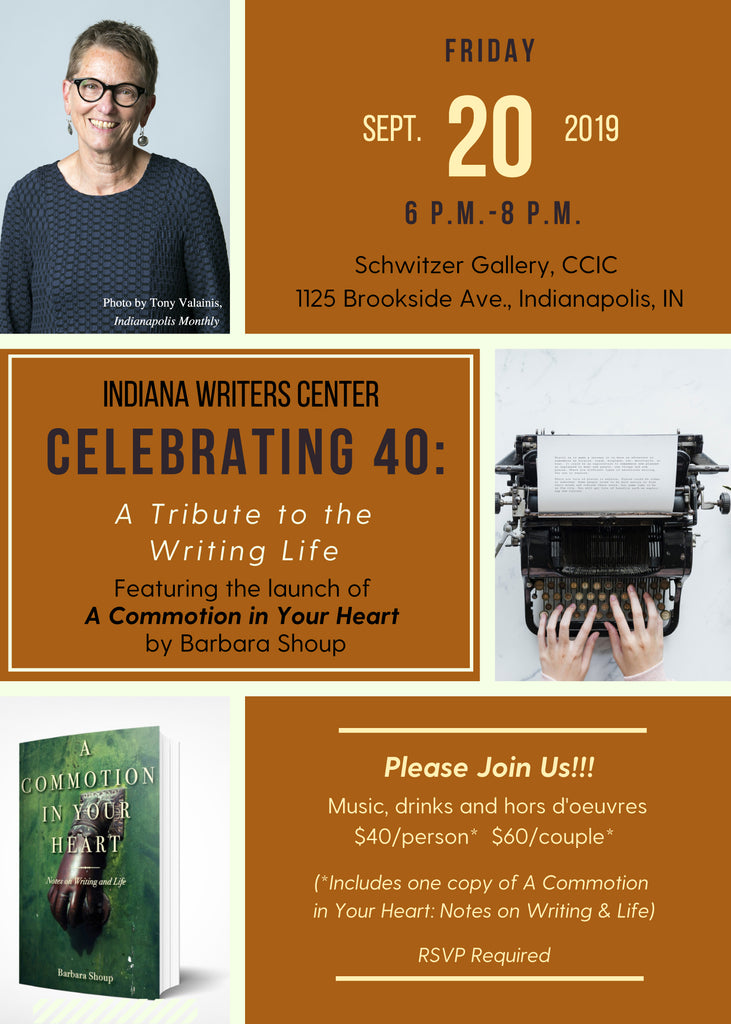 IWC News and Updates – Indiana Writers Center