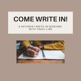 Come Write In! 6 Saturday Write-in Sessions
