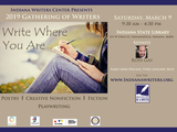 2019 Gathering of Writers