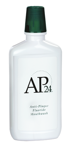 AP-24 Anti-Plaque Fluoride Mouthwash