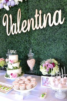 Dessert Table Package C (55-70 pax)