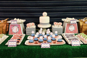 Dessert Table Package B (25-40 pax)