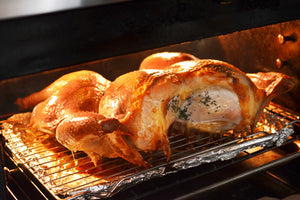 Roasted Spatchcock Turkey (4 kg)