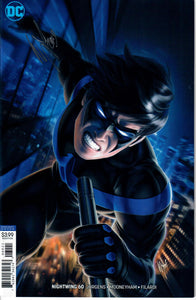 NIGHTWING #60 SIGNED WITH COA