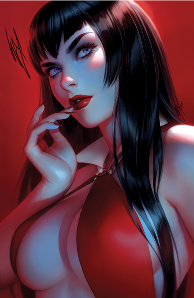 VAMPIRELLA #7 WARREN LOUW STORE EXCLUSIVE