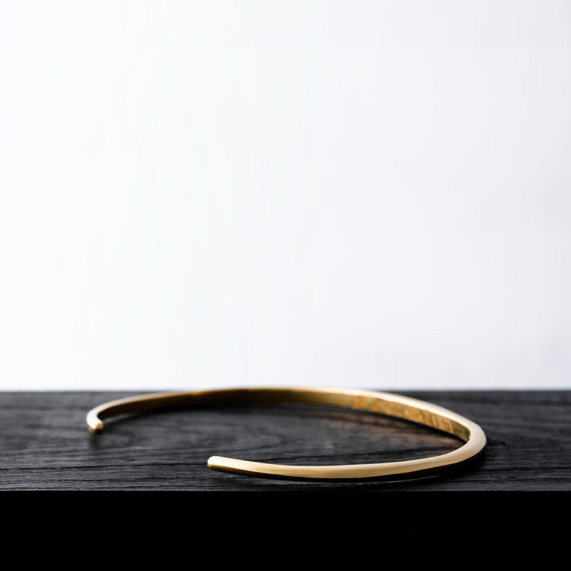 Tami Bangle 18k Yellow Gold