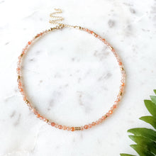 Load image into Gallery viewer, Sunstone Devi I Choker