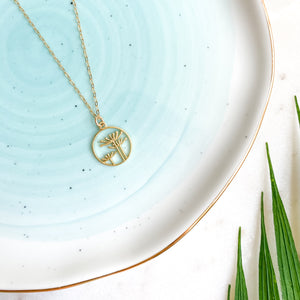 In Bloom I Gold-Filled Necklace