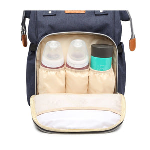 Stylish Multi-Function Baby Diaper Backpack