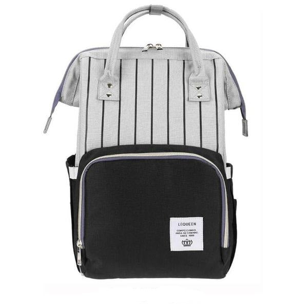 Modern Multi-Function Baby Diaper Backpack
