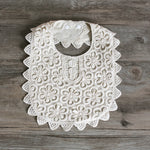 Darcoo BB 1pc Cotton Lace Bibs For Baby Girl