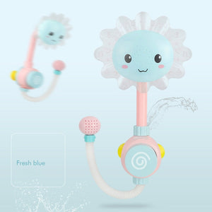 Fun Sunflower Baby Shower Faucet Spout