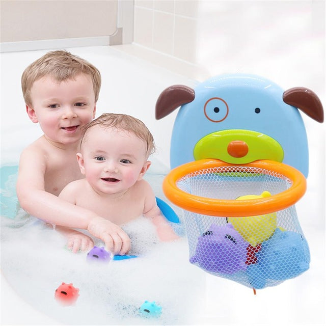 Baby Water Play Toy Ocean Ball Basketball Game
