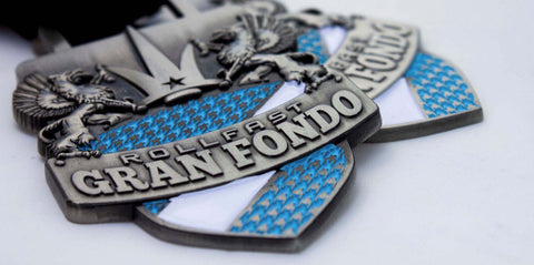 RFGF Finisher Medals