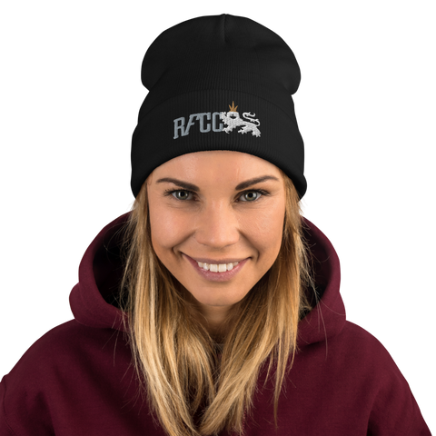 RFCC Embroidered Beanie